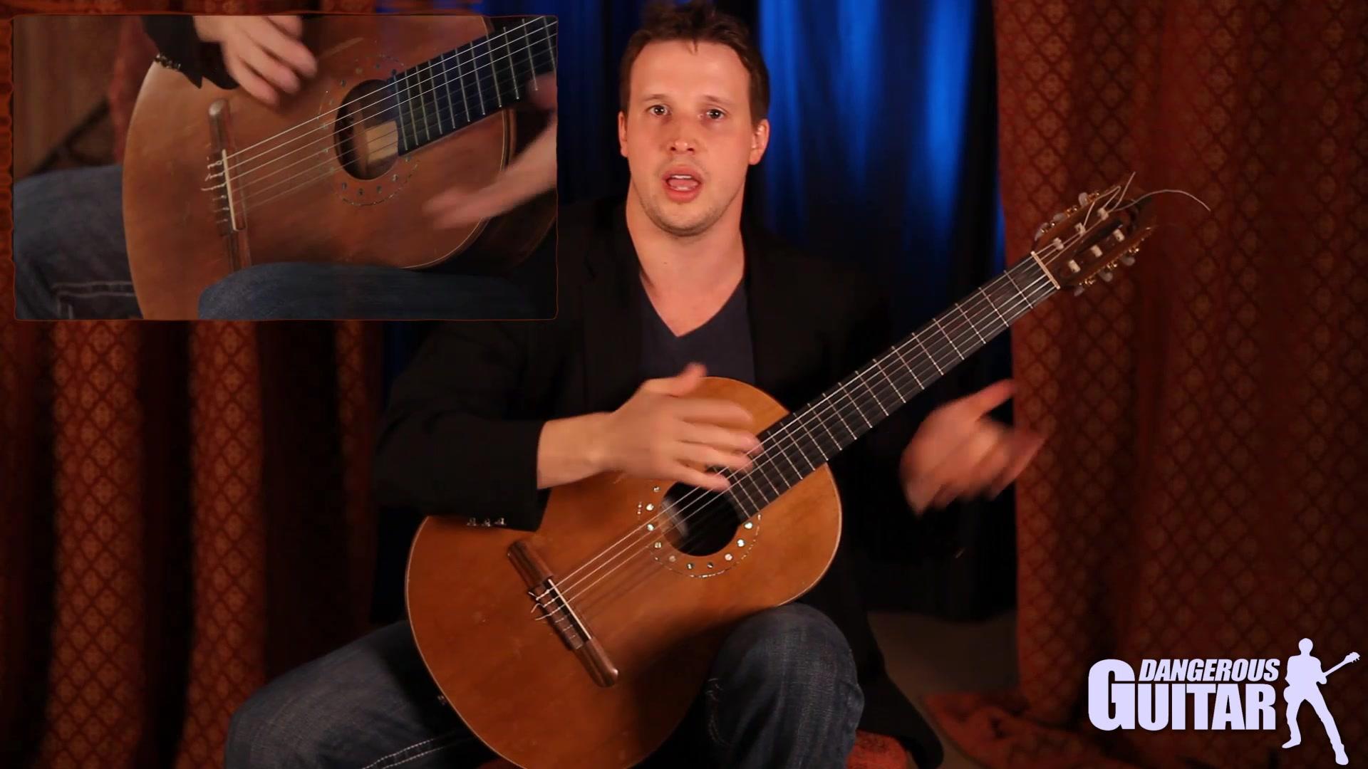 Acoustic Dangerousguitar